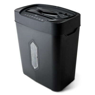 Aurora Paper Shredder Heavy Duty 12 Sheet Cross Cut Ultra Quiet
