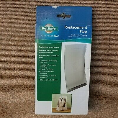 PetSafe Replacement Door Flap for Classic & Wall Entry Doors Small Tinted Magnet