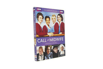 Call The Midwife Series Complete Seventh Season 7 7th Seven DVD