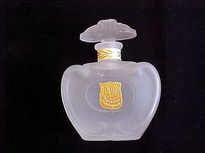 Antique Perfume: Bacorn's Henry Iv Lovely Swirl Design Pb057