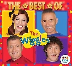 Wiggles The Best of CD NEW