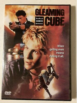 Gleaming the Cube (DVD, 1999) Christian Slater Skateboard Peralta Tony Hawk NEW
