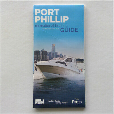 Port Phillip Recreational Boating Guide 6th Edition July 2010 Map (Mp1)