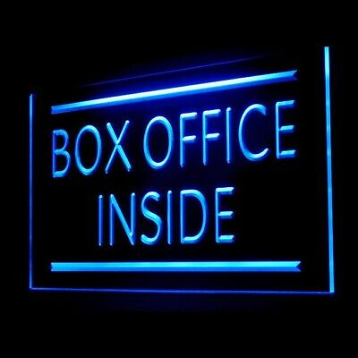140089 Movies Home Theater Cinema High End Constant Film Public LED Light Sign