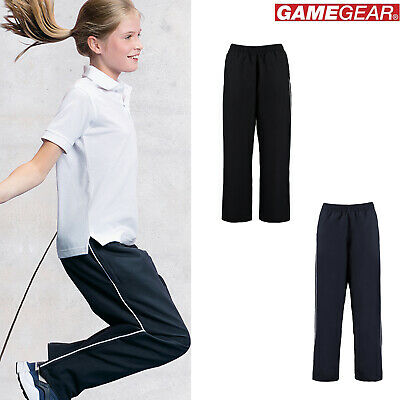Gamegear Kids Training Jogging Track Pants (K985K) - Sports Casual Trousers
