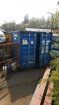 40 FT Shipping Container used but in good condition