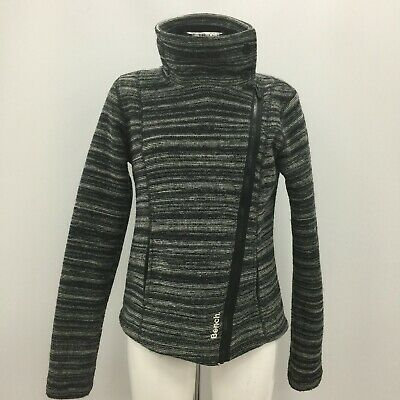 Cool Ladies Long Black Bench Coat Jacket Size Large 10 12 Camellatalisay Diy Chair Ideas Camellatalisaycom