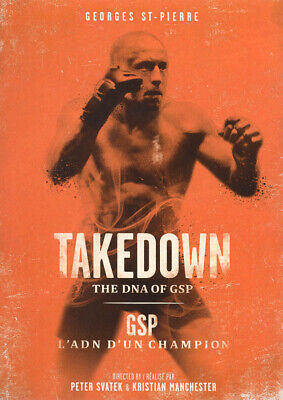 Takedown: The Dna Of Gsp (Bilingual) (Dvd)