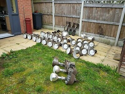 Retro Factory Industrial Lights Antique Lights job lot