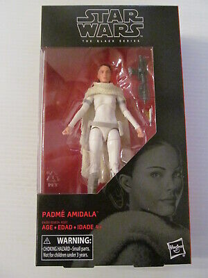 #81 Wave 20 Action Figure 6-Inch Padme Amidala Star Wars Black Series NEW