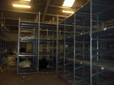 Pallet Racking Stainless Steel,