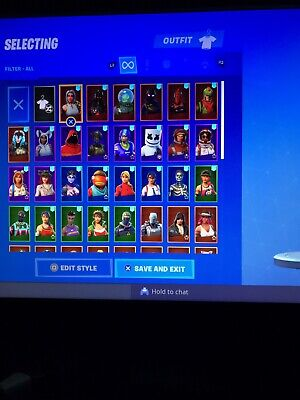 Free Fortnite Account With Omen Skins Generator Trooperpc