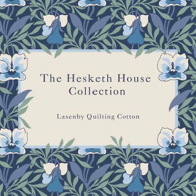 Hesketh House LIBERTY of London - 100% Cotton Fabric for quilting & crafts