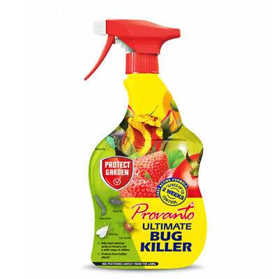 Provanto Ultimate Bug Killer 1L RTU Kills most common insect pests Fast Acting