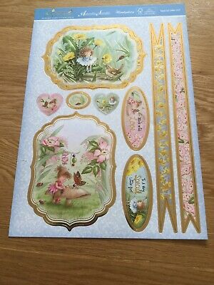 HUNKYDORY LIFETIME OF HAPPINESS WEDDING FOILED DIE CUT TOPPERS