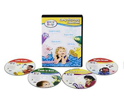 ❤  Brainy Baby Early Discovery Collection dvd boxset Brand new with FREE post ❤