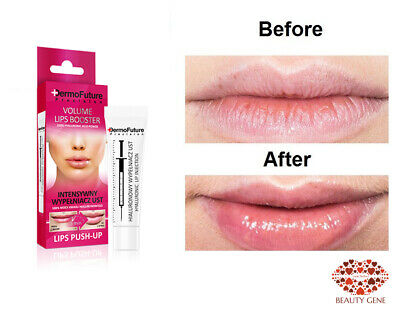 Dermofuture Hyaluronic Acid Lip PUSH UP Serum Plumper Booster Filler Fuller