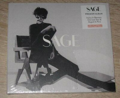 """New Album CD 10 Titres (2016) """"SAGE - Sage"""" (In Between) [NEUF SOUS CELLO!!!]"""
