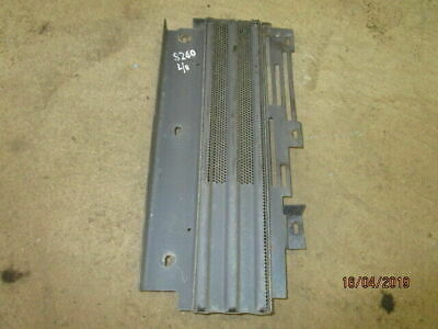 Ford 8240 LH Radiator Side Cover in Good Condition