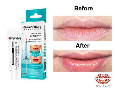 Dermofuture Intensive Hyaluronic Acid Lip PUSH UP Plumper Booster Filler Fuller