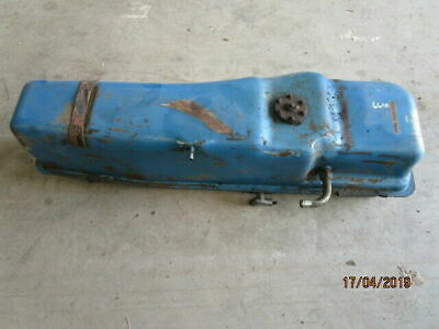 Ford 6610, 7610 Q Cab Lower Diesel Tank in Good Condition