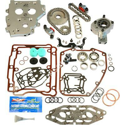Kit Conversione Catena Feuling Harley Davidson Style Camshafts Flhr 99>06