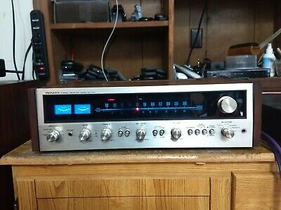 Vintage Pioneer SX-727 Stereo Receiver/Preamp Very Good!! (SERVICED!!)