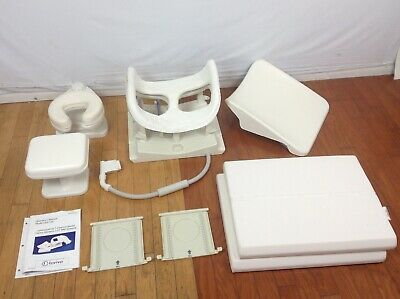 Invivo LBS-128 Luminscience 7-Channel Breast Coil 3.0T MRI System w/ Pads