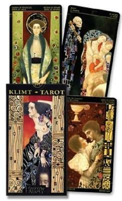 Golden Tarot of Klimt FULL SIZE Deck Meditation; Astral Projection *CHARITY