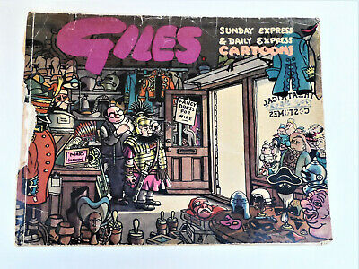 Giles Cartoon Annual Series 4 1950; original, unclipped