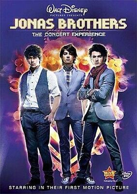 Jonas Brothers: The Concert Experience (Dvd)