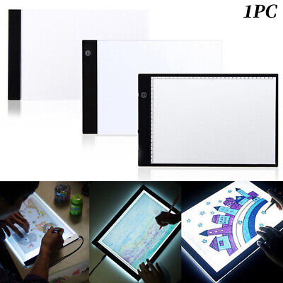 A4 Eye Protect Led With Scale Portable Sketch Tracing Drawing Pad Art Tattoo