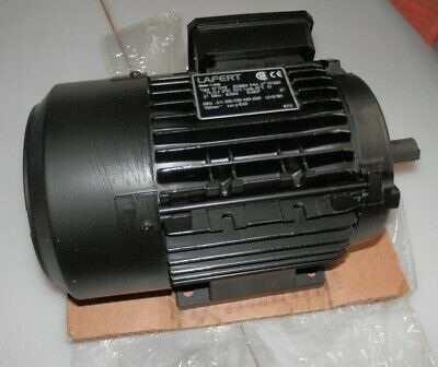 New Lafert Electric Motor Iec60034 Type St71C8 208-230/440-460V .20 Hp 1.2/.70A