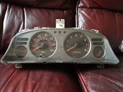 Toyota corolla g6r instrument cluster