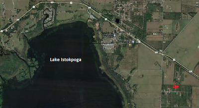 Central Florida land for Sale. SEBRING area. 0.26 Acres. Lakes, Water, Fishing