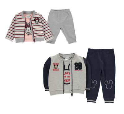 Character Tracksuit Baby Toddler Set 2 Piece Trackies 2001