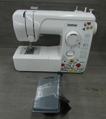 Brother JX2517 Electronic Sewing Machine Bundle Tested