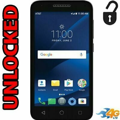 NEW UNLOCKED ALCATEL Tetra 5041C ATT GSM SIM world PHONE INTERNATIONAL  Unlocked