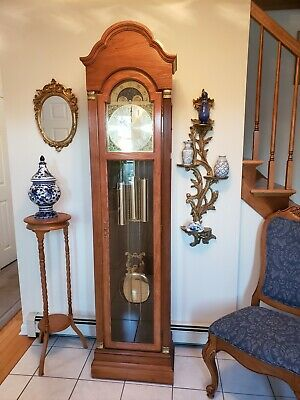 HOWARD MILLER GRANDFATHER Clock - $329 95 | PicClick