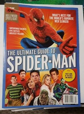 The Ultimate Guide To Spider-Man  Magazine