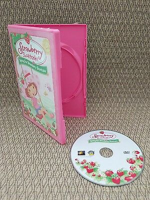 Spring For Strawberry Shortcake DVD CD and case