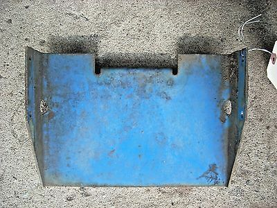 Ford 1715 Tractor Battery Tray, SBA389101600