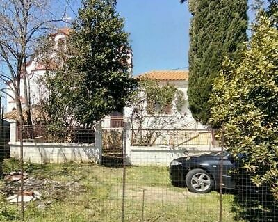 Updated Ready to move Property House  4 Rooms North Greece 5 min beach.