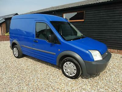 2009 FORD TRANSIT CONNECT HIGH ROOF CREW VAN L TDCi 90 PS