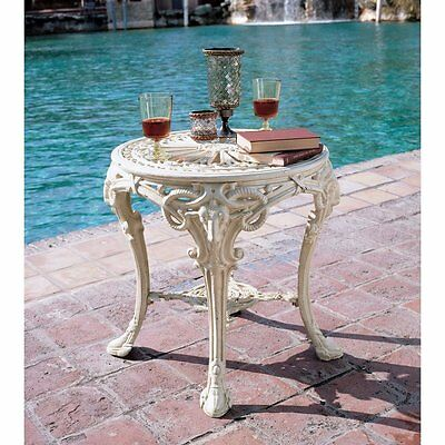 SP929 - Regent's Park Victorian Garden Table - Heavy Cast Iron Replica