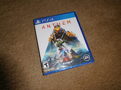 ANTHEM Sony Playstation 4 PS4 Game BRAND NEW FACTORY SEALED!