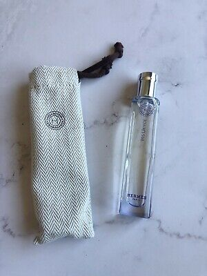Hermes Hermessence Exclusive Perfume Vetiver Tonka In Pouch Brand