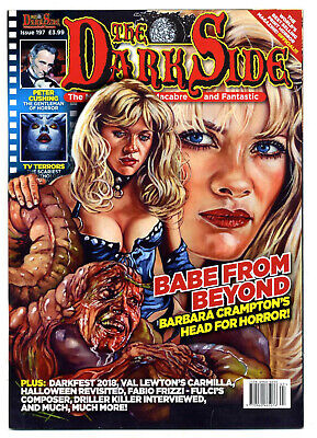 The Dark Side #197 (2019, UK 68 pages, full colour) top grade condition