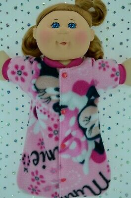 """Play n Wear Dolls Clothes To Fit 14"""" Cabbage Patch POLAR FLEECE SLEEPING BAG"""