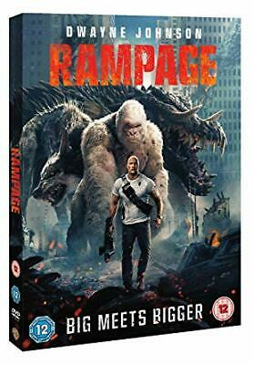 Rampage DVD with Special Features New Sealed Fast & Free Postage